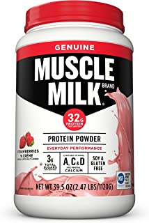 Best muscle milk protein powder bodybuilding Reviews