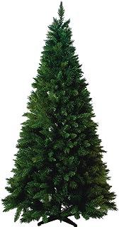 ポピー クリスマス クリスマスツリー ミックススリムツリー 210cm