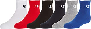 Kids' Big 6-Pack Socks in Quarter Or Low Cut