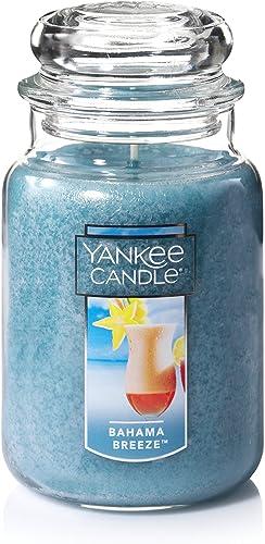 Yankee Candle Bahama Breeze Large Classic Jar Candle