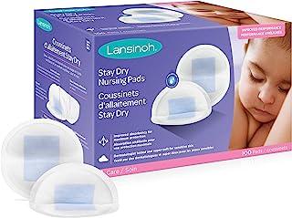 Lansinoh Disposable Nursing Pads, 100-Count