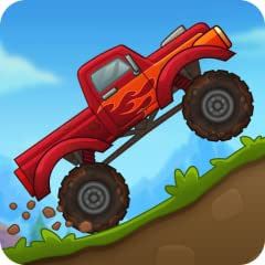 – Race against real players in championship with racing, time trial and last man standing game modes! – 15 monster truck style cars, 8 levels to unlock, more levels and cars coming soon! – 20 levels of engine, wheel, suspension and air control upgrad...