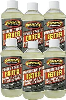 TSI Supercool E7-6CP Ester Oil, 8 oz, 6 Pack