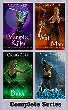 Emily Shadowhunter - Box Set: All 4 books: A Vampire, werewolf, shapeshifter novel.