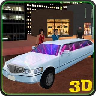 Big City Party Limo Driver 3D