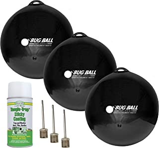 Bug Ball The Kit Deluxe- Yellow Fly, Horse Fly, Deer Fly, Greenhead Fly Doctor Fly Trap