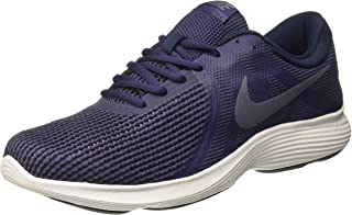 Nike Men's Revolution 4 Running Shoe Neutral Indigo/Light Carbon/Obsidian Size 14 M US
