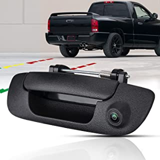 $75 » Backup Camera Tailgate Handle Compatible with 2002-2008 Dodge Ram 1500 2500 3500 Rear View Camera