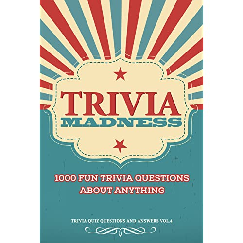 Trivia Questions: Amazon com