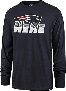 NFL Men's OTS Slogan Rival Long Sleeve Tee