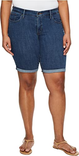 Levi's® Plus Shaping Bermuda