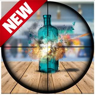 Ben at the Bar: Bottle Shooting Target Clash Non-Stop Ammo 2018