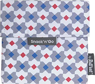 Snack'n'Go Tiles Series - Eixample, is a foodwrap & ecofriendlywrap, reusablefoodwrap or ecowrap to wrap for food