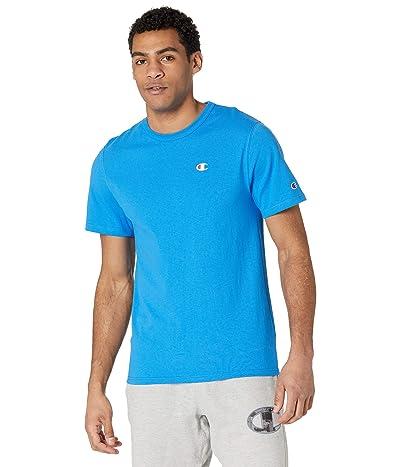 Champion LIFE Heritage Short Sleeve T-Shirt (Blue Jay) Men