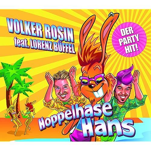 Hoppelhase Hans (Feat. Lorenz Büffel Karaoke Version)