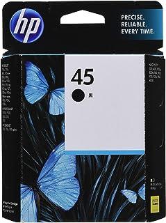 ヒューレット・パッカード HP 45プリントカートリッジ 黒