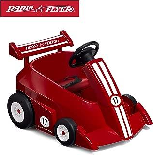 little red racer radio flyer