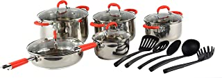 Best non stick cookware set at low price Reviews