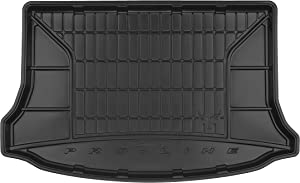 Boot Liner with Organiser Function  Non-Slip Surface