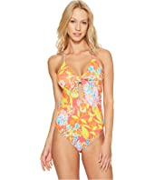 Polo Ralph Lauren - Mumbai Floral One-Piece Swimsuit
