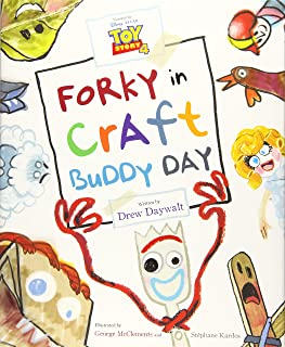 Forky in Craft Buddy Day (Toy Story 4)
