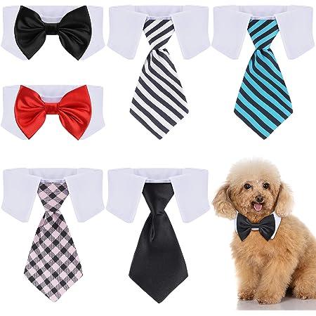 Classic Tie Cartoon Cat Boy Casual School Polyester Necktie Bowtie
