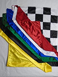 Cuircon Racecar & Sports Flags Set Race-Track-Flags 24-Inch-x-30-Inch-Karting-Circuit-Flags-Outdoor-indoor