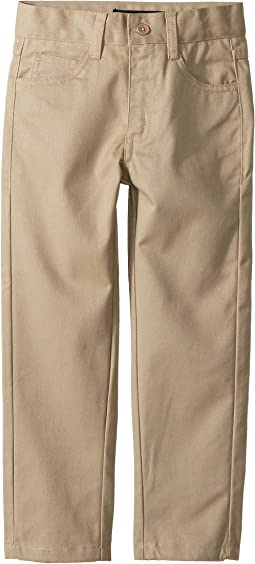 Skinny Five-Pocket Pants (Little Kids)