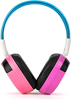 Bravo View IH-04A – Kid-Friendly IR Wireless Headphones (Single Source)