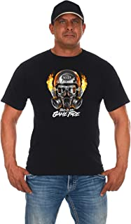 JH DESIGN GROUP Men's NHRA Game Face Racer Short Sleeve T-Shirt