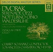 Dvorak, A.: Serenade in E Major / Silent Woods / Nocturne in B Major