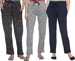 SHAUN Women's Regular Fit Trackpants