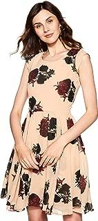 Harpa Women's Silk Skater Dress