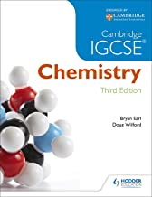 Cambridge IGCSE Chemistry 3rd Edition plus CD (English Edition)