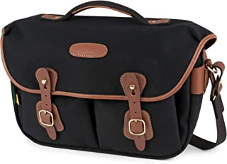 Billingham Hadley Pro 2020 Camera Bag (Black Canvas/Tan Leather)