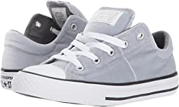 Converse Kids Chuck Taylor All Star Velvet Madison - Ox (Little Kid/Big Kid)
