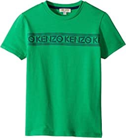 Kenzo Kids - Tee Shirt Logo (Toddler/Little Kids)