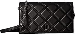Marc Jacobs - Double J Matelasse Wallet on Chain