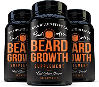 beard growth capsule