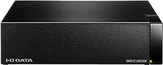 I-O DATA ネットワークHDD 3TB RECBOX テレビ録画 nasne 自動ダビング DTCP-IP 日本製 土日サポート HVL-S3