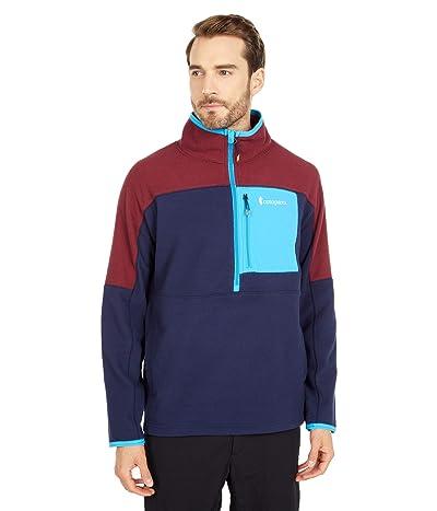 Cotopaxi Dorado 1/2 Zip Fleece Jacket (Port/Maritime) Men