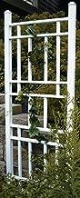 Dura-Trel 11173 Wellington Trellis, White