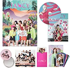 TWICE 7th Mini Album - FANCY YOU [ B ver. ] CD + Photobook + Lenticular Card + Photocards + Sticker + OFFICIAL PHOTOCARD SET + OFFICIAL POSTER + FREE GIFT