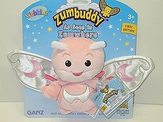 Webkinz ZUMBUDDY Pet Plush - ZOOL a Giggly Zum (Pink)