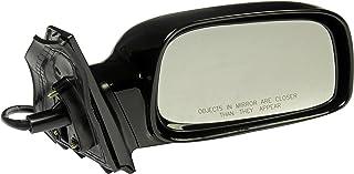 Dorman 955-1431 Passenger Side Power Door Mirror for Select Toyota Models, Black