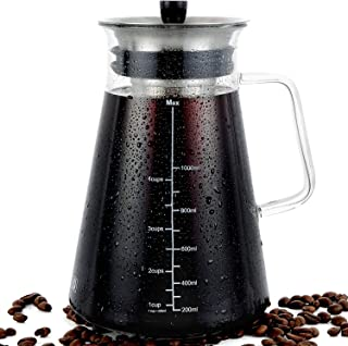 Best cold brew glass carafe brewing system Reviews