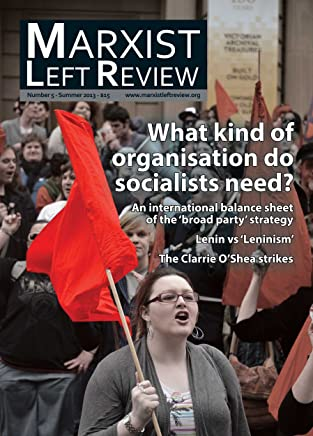 Marxist Left Review 5