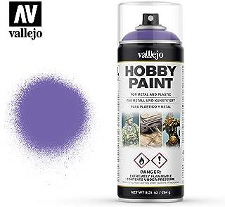 Vallejo Fantasy Color Alien Purple 400 mL Spray Can