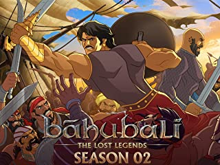 Baahubali The Lost Legends - Season 2