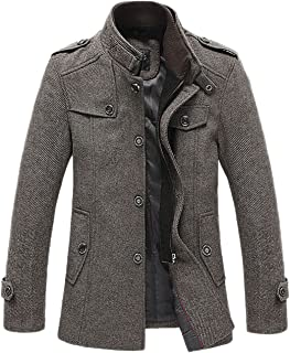Best boyfriend style wool coat Reviews